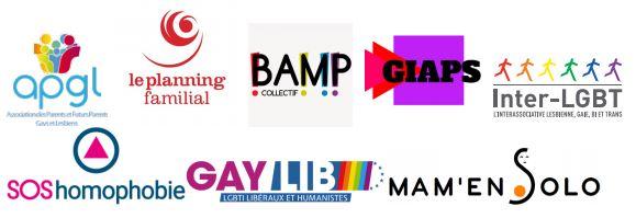 logo associations LGBT